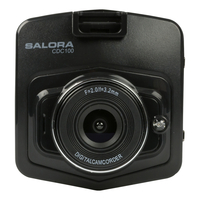 Salora CDC100 Full HD Nero dash cam