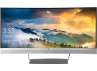 "HP EliteDisplay S340c 34"" UltraWide Quad HD VA Nero, Argento monitor piatto per PC"