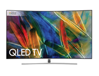 "Samsung 55IN Q8 CURVED TV1 55"" 4K Ultra HD Smart TV Wi-Fi Argento LED TV"
