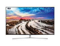 "Samsung UE49MU8000 49"" 4K Ultra HD Smart TV Wi-Fi Argento LED TV"
