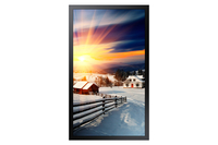 "Samsung OH85F Digital signage flat panel 85"" LED 4K Ultra HD Nero signage display"