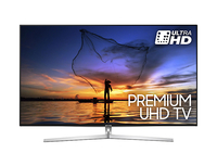 "Samsung UE55MU8000 55"" 4K Ultra HD Smart TV Wi-Fi Nero, Argento LED TV"