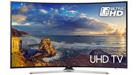 "Samsung UE49MU6200 49"" 4K Ultra HD Smart TV Wi-Fi Nero, Argento LED TV"
