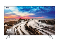"Samsung UE49MU7000 49"" 4K Ultra HD Smart TV Wi-Fi Argento LED TV"