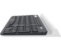 Logitech K780 Bluetooth Nero tastiera per dispositivo mobile