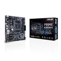 MOTHERBOARD AM4 A320M-K ASUS