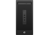 HP 280 G2 MT 3.7GHz i3-6100 Microtorre Nero PC