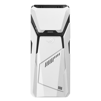 ASUS ROG GD30CI-NL007T 3GHz i5-7400 Nero, Bianco PC