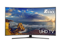"Samsung UE55MU6650 55"" 4K Ultra HD Smart TV Wi-Fi Nero LED TV"