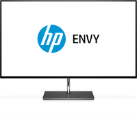 "HP ENVY 24 23.8"" Full HD IPS Nero monitor piatto per PC"