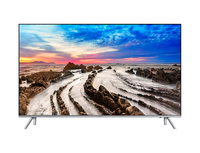 "Samsung MU7009 55"" 4K Ultra HD Smart TV Wi-Fi Argento LED TV"