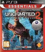 Sony Uncharted 2 Among Thieves, PS3 Essentials PlayStation 3 videogioco