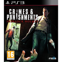 Sony Sherlock Holmes: Crimes and Punishments PS3 Basic PlayStation 3 videogioco