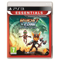 Sony Ratchet & Clank: A Crack In Time, PS3 Essentials PlayStation 3 videogioco