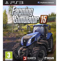 Sony Farming Simulator 15 PS3 Basic PlayStation 3 videogioco