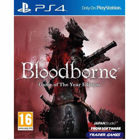Sony Bloodborne Game of The Year Edition, PS4 Game of the Year PlayStation 4 Francese videogioco