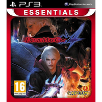 Sony Devil May Cry 4, PS3 Basic PlayStation 3 Inglese videogioco