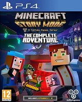 Sony Minecraft Story Mode The Complete Adventure, PS4 Basic PlayStation 4 videogioco