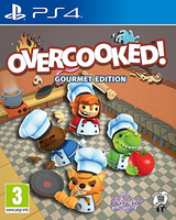 Sony Overcooked Gourmet Edition, PS4 Basic PlayStation 4 videogioco