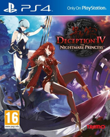 Sony Deception IV: The Nightmare Princess, PS4 Basic PlayStation 4 videogioco