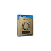 Sony The Elder Scrolls Online Gold Edition, PS4 Base+DLC PlayStation 4 Inglese videogioco