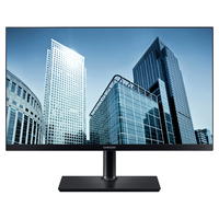 "Samsung 27"" 2560x1440 Qhd Monitor LS27H850QFNXGO 26.9"" Quad HD PLS Nero monitor piatto per PC"