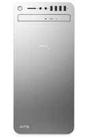 DELL XPS 8920 SE 3.6GHz i7-7700 Torre Nero, Argento PC