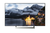 "Sony KD55XE9005 54.6"" 4K Ultra HD Smart TV Wi-Fi Nero, Argento LED TV"