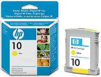 HP 10 28ml Giallo cartuccia d