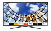 "Samsung UE43M5575AU 43"" Full HD Smart TV Wi-Fi Nero, Titanio LED TV"