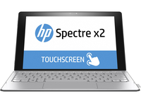 "HP Spectre x2 12-a025tu 1.1GHz m5-6Y54 12"" 1920 x 1080Pixel Touch screen 3G 4G Argento Ibrido (2 in 1)"