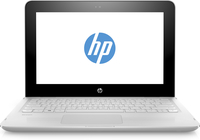 "HP x360 11-ab022tu 1.6GHz N3710 11.6"" 1366 x 768Pixel Touch screen Bianco Ibrido (2 in 1)"