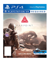 Sony Farpoint Digital Download, PS4 videogioco