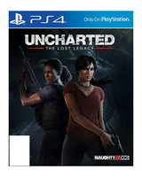 Sony Uncharted: The Lost Legacy Digital Download, PS4 videogioco