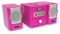 Bigben Interactive CD05RSSTICK Home audio micro system Rosa set audio da casa