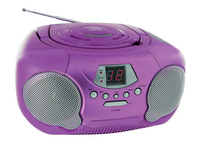 Bigben Interactive CD38VMP3STICK Digitale Porpora radio CD