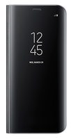 "Samsung Clear View 5.8"" Custodia a libro Nero"