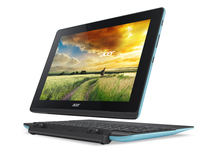 "Acer Aspire Switch 10 E SW3-013-17NL 1.33GHz Z3735F 10.1"" 1280 x 800Pixel Touch screen Nero, Blu Ibrido (2 in 1)"