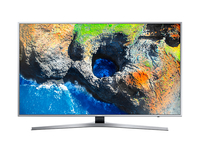 "Samsung MU6402U 49"" 4K Ultra HD Smart TV Wi-Fi Argento LED TV"