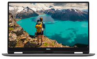 "DELL XPS 9365 1.30GHz i7-7Y75 13.3"" 1920 x 1080Pixel Touch screen Nero, Argento Ibrido (2 in 1)"