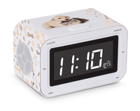 Bigben Interactive RR30CATS&DOGS Orologio Analogico radio
