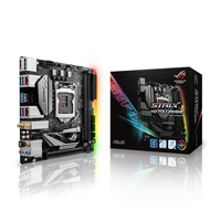 ASUS STRIX H270I GAMING Intel H270 LGA 1151 (Socket H4) Mini ITX scheda madre