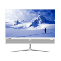 "Lenovo IdeaCentre 510-22 2.4GHz i5-7400T 21.5"" 1920 x 1080Pixel Bianco PC All-in-one"