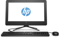 "HP Pavilion 20-c202cn 2.40GHz i3-7100U 19.5"" 1920 x 1080Pixel Nero PC All-in-one"