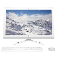 "HP Pavilion 24-g215cn 2.50GHz i5-7200U 23.8"" 1920 x 1080Pixel Bianco PC All-in-one"