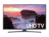 "Samsung UN55MU6300F 54.6"" 4K Ultra HD Smart TV Wi-Fi Nero LED TV"