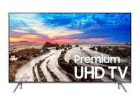 "Samsung UN55MU8000F 54.6"" 4K Ultra HD Smart TV Wi-Fi Nero LED TV"