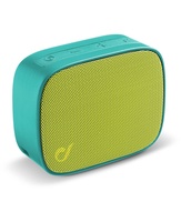 Cellularline FIZZY - UNIVERSALE Speaker Bluetooth colorati dal suono nitido e pulito Blu.Lime