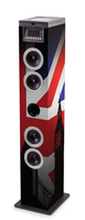 Bigben Interactive TW12CDGB Torre 60W Multicolore set audio da casa