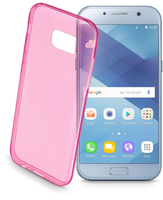 Cellularline Color Case - Galaxy A5 (2017) Custodie colorate e ultrasottili Rosa